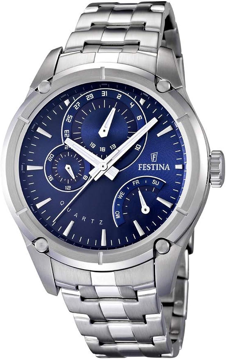 Festina Reloj de Pulsera F16669/4