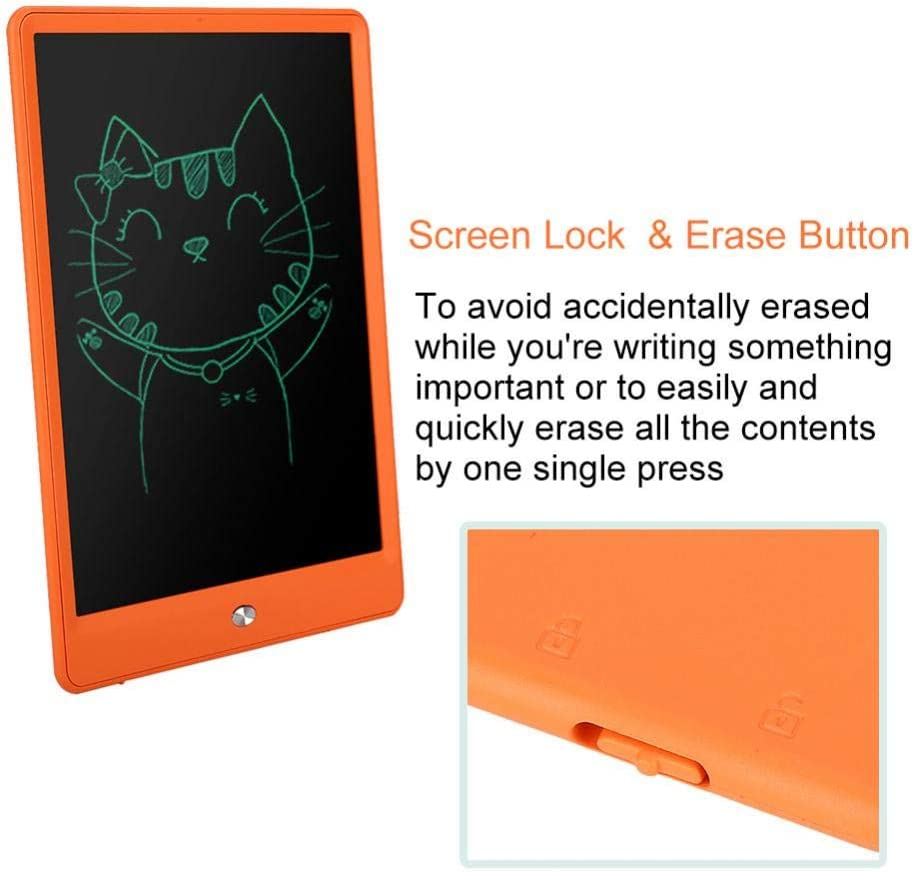 #1 10.0 in Multi-Function Beautiful Stylish Lightweight Portable Practical Durable LCD E-Writing Board Redxiao Handwriting Board