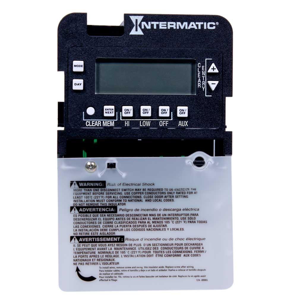 P1403ME Seasonal Timer Mechanism 1-2SPD by Intermatic