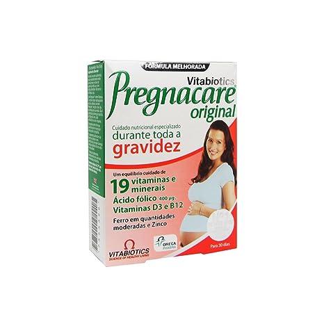 Pregnacare Prenatal 30 Tablets: Amazon.es: Belleza