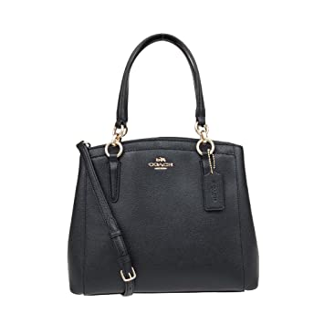 6838f4c5247a Buy COACH Crossgrain Leather Minetta Crossbody Shoulder Bag Online at Low  Prices in India - Amazon.in