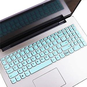 Keyboard Cover Skin for 2020 Latest Lenovo Ideapad 5 15IIL05 /Ideapad Flex 5 15IIL05 /Ideapad Slim 7 15 15.6