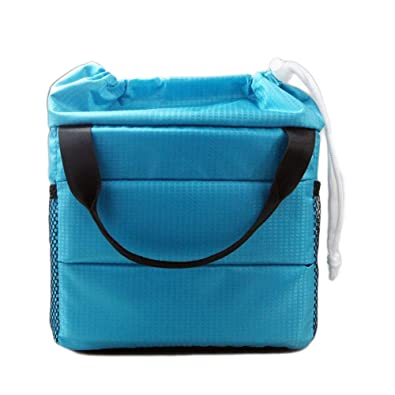 HOAGG Waterproof DR Partition Padded Camera Bag Insert Case