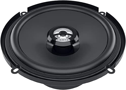HERTZ DCX 160.3 Coaxial 16 Cm with GM and Honda adapters