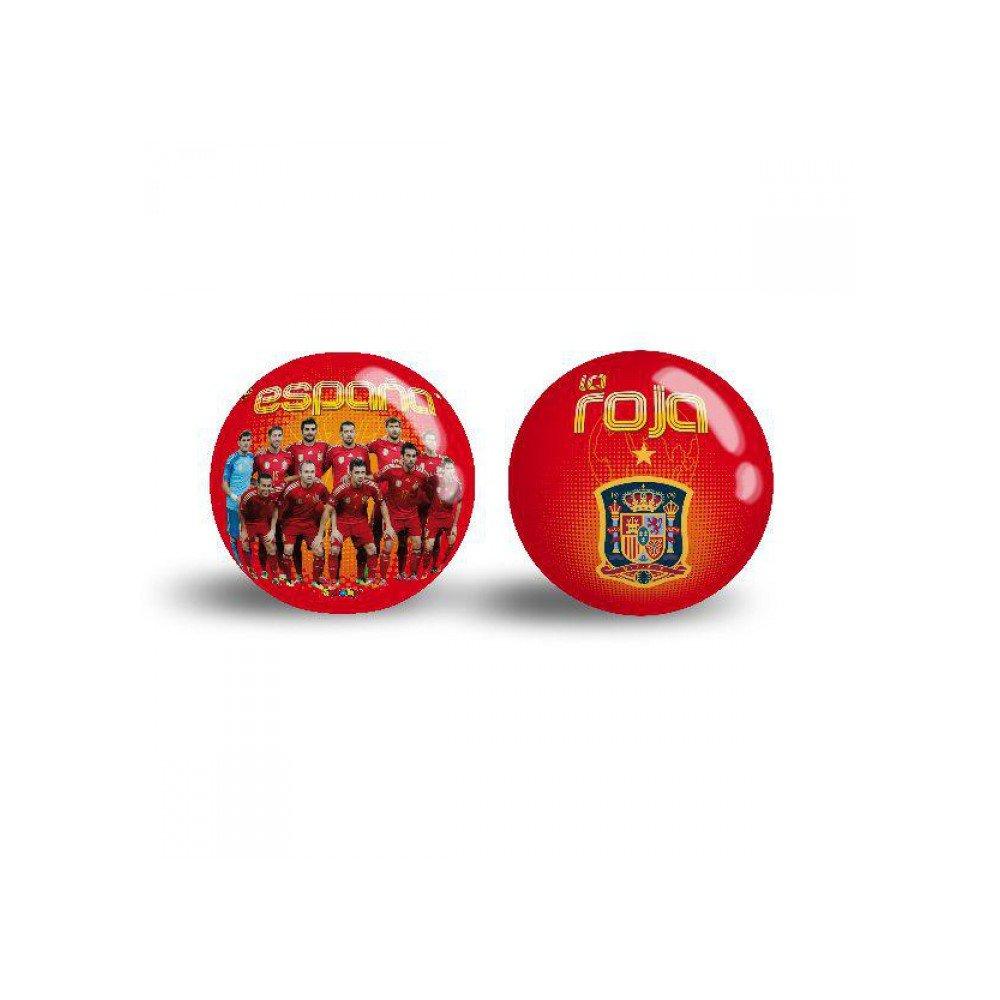 Smoby Balón 230 mm Selección española de fútbol: Amazon.es ...
