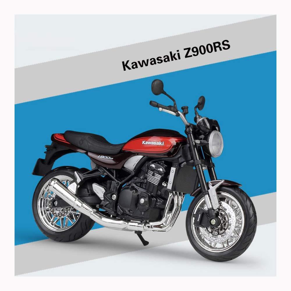 1:12 Kawasaki Ninja Kawasaki Ninja H2R modelo de aleación de ...