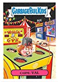 Carni Val Garbage Pail Kids trading card 2016 Topps #27a Whack a Mole