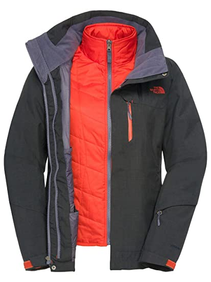 6b208b2fc Amazon.com : The North Face Cheakamus Triclimate Jacket - Women's ...