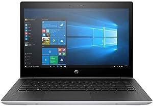 "HP 14.0"" Laptop ProBook 440 G5, Intel Core i3-7100U (2.40 GHz), 4 GB RAM DDR4, 500 GB HDD, Intel HD Graphics 620,WiFi, USB,HDMI,Headphone, Bluetooth, VGA, Webcam, Windows 10 Pro 64-Bit(Renewed)"