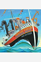 The Circus Ship by Chris Van Dusen(2009-09-22) Hardcover