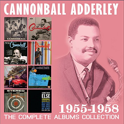 Complete Albums Collection 1955-1958 (Kenny Burrell Best Albums)