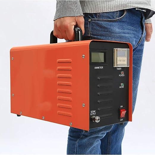 MOSMAT Generador de ozono O3 Purificador de Aire 5000mg / h, Aire ...
