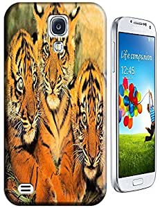 Tiger Case Cover Hard Back Cases Beautiful Nice Cute Animal hot selling cell phone cases Samsung Galaxy Note4 # 8