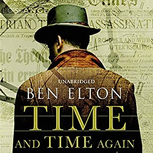 Time and Time Again Audiobook