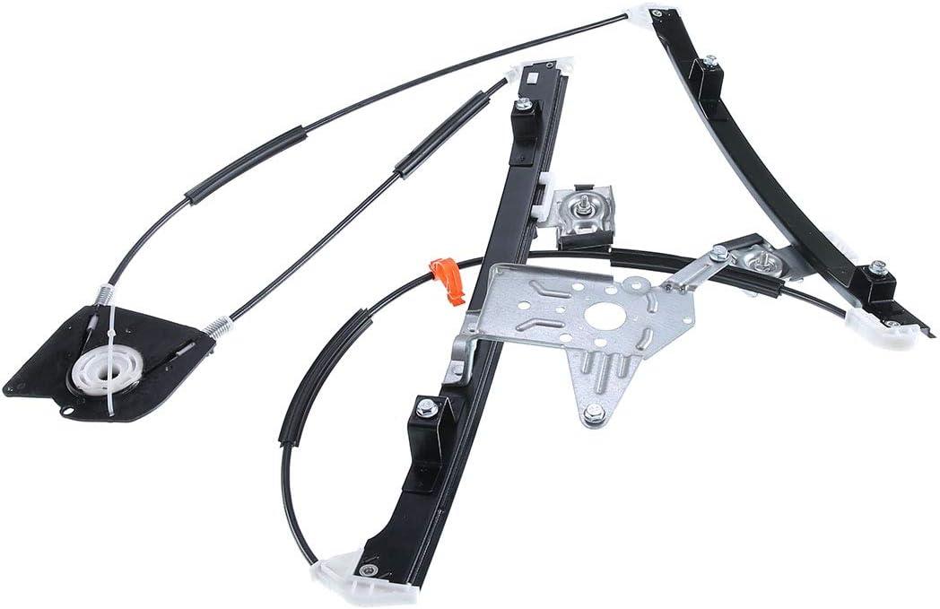 Frankberg alzacristalli Elettrico Senza Motore Anteriore Destro per Lupo 6X1 6E1 2//3 Porte 1998-2005 6X0959802B