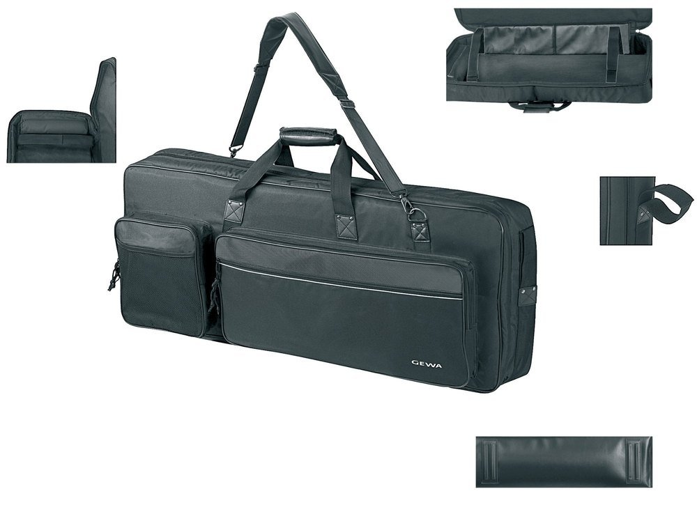 Gewa Keyboardtasche Premium L - 108 x 45 x 18cm