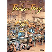 Trolls de Troy T12 : Sang famille (French Edition)