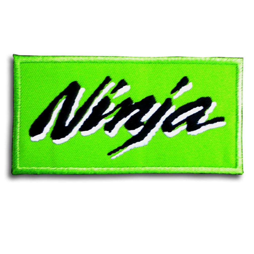 Amazon.com: Verde Ninja Kawasaki Biker Motocicleta Motor ...