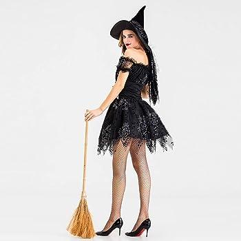 Disfraz de Mujer para Halloween, Cosplay, Vintage, gótico ...