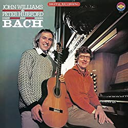 John Williams and Peter Hurford Play Bach