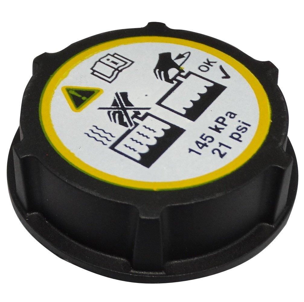Aerzetix - Tappo di serbatoio di liquido di raffreddamento C17045 , compatibile con 1224233 . C17045-E44