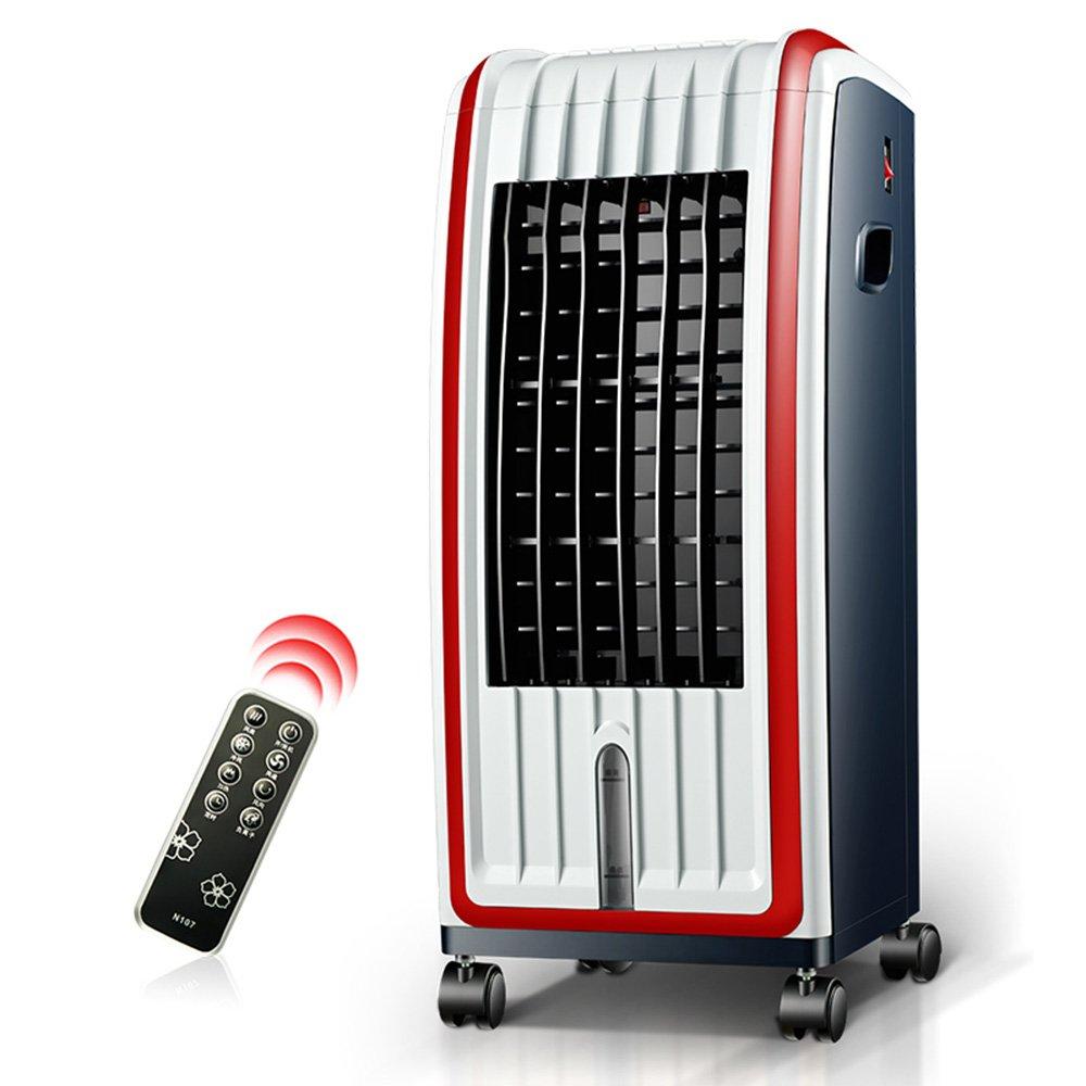 XIAOLIN エアークーラー、ヒーター、空気清浄機と加湿器冷暖房があります暖かい風力発電機電気暖房装置四季の利用可能75W   B07FFKK2ML