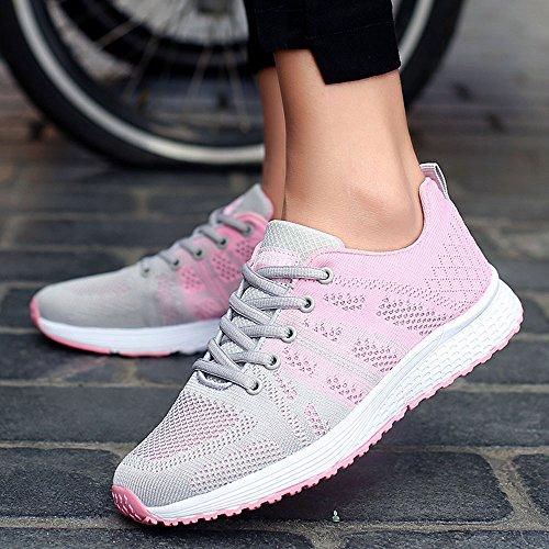 Cordones Cabeza Para Running Con Sneakers Sandalias Mujer,bbestseller Planas Gris Zapatillas Deportivos Zapatos Casuales Mujer HnxXz