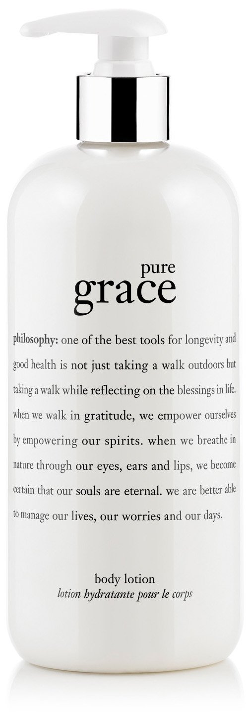 Pure Grace by Philosophy for Unisex - 16 oz Body Lotion. by Philosophy