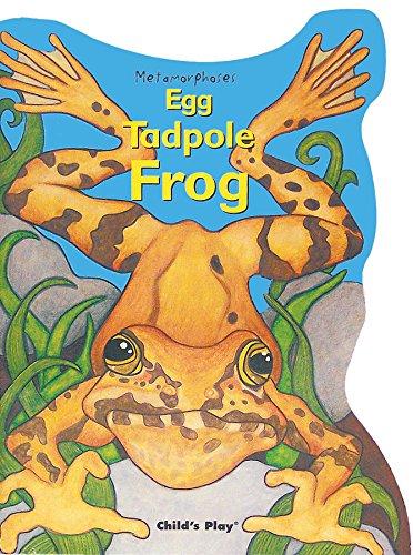 Egg, Tadpole, Frog (Metamorphoses)