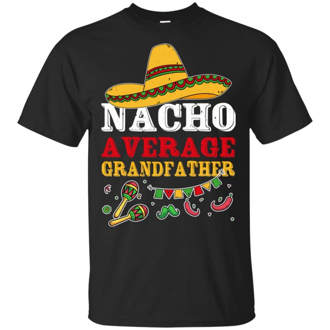 Teebim Grandfather Mexican Cinco De Mayo Tshirt Gifts For S