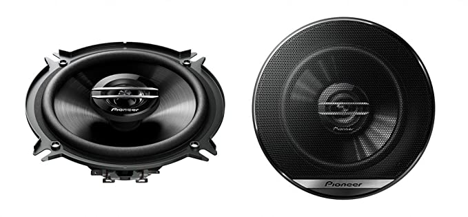 Einbauset f/ür BMW 3er E46 13cm 2-Wege 130mm PKW Koaxiallautsprecher Auto Einbausatz Lautsprecher Boxen Pioneer TS-G1320F JUST SOUND best choice for caraudio
