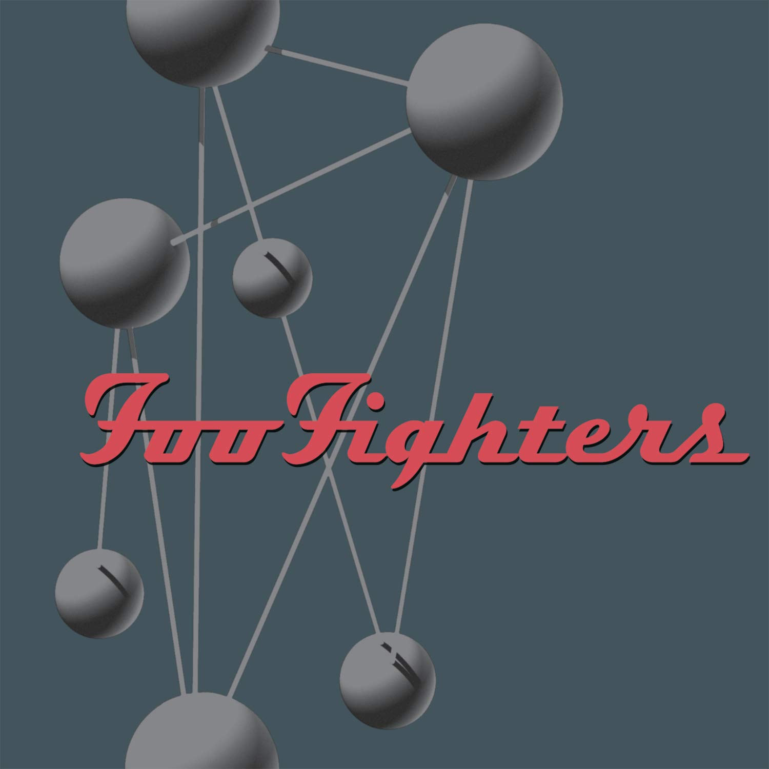 Foo Fighters The Colour And The Shape Music
