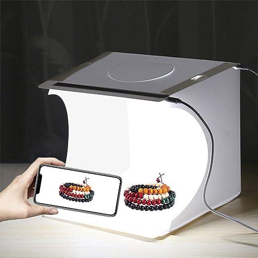 WXQP Caja portátil para Estudio fotográfico, Carpa de Tiro con 6 ...