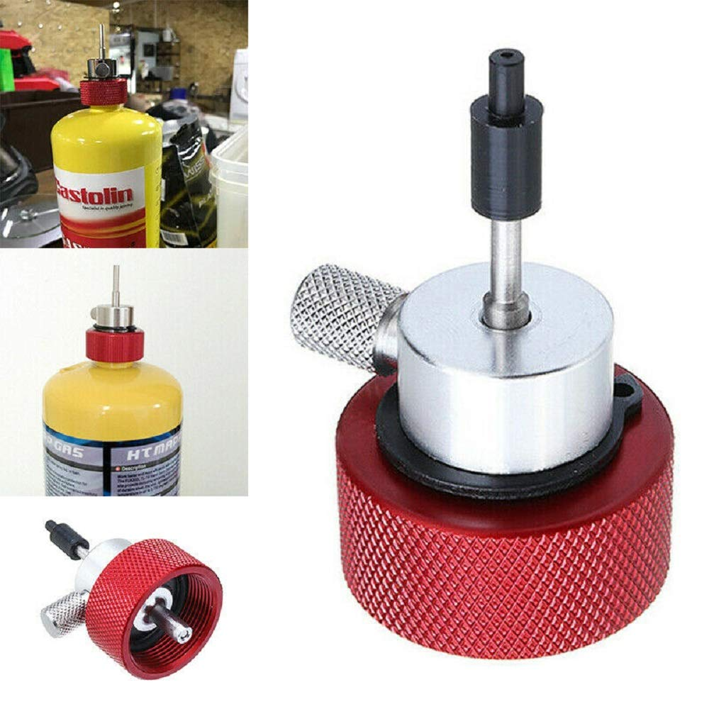 Balance World Inc 1Pcs Airsoft Propane Filling Adapter for Green Gas Tank with Silicone Oil Port by Balance World Inc