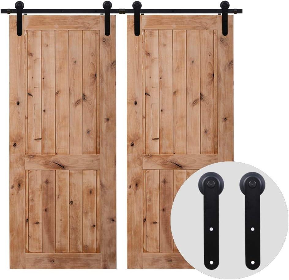 320cm/10.5FT Kit puerta granero herraje corredera,Puerta de ...