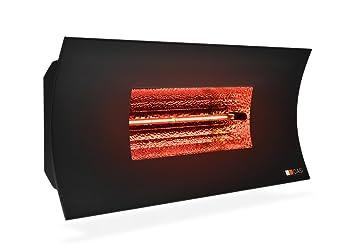 RADIALIGHT sqbal003 lámpara infrarrojos halógena de exterior Oasis HT (2000 W): Amazon.es: Jardín