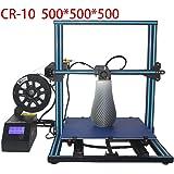 Creality CR-10 S5 3D Printer DIY Kit With 2kg CCTREE PLA Filament Large Printing Size 500x500x500mm