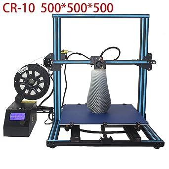 cctree creality CR de 10 S5 Impresora 3d DIY Kit con 2 kg PLA ...