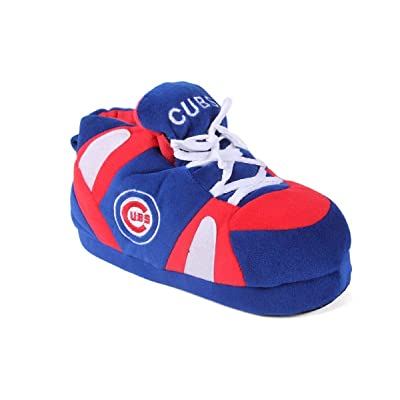 Amazon.com   Comfy Feet Men's and Womens Officially Licensed MLB Sneaker Sneaker Slippers   Slippers