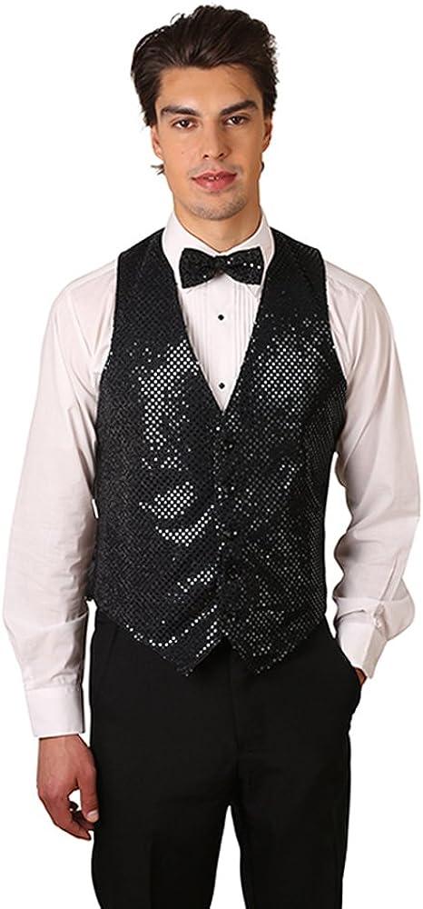 SixStarUniforms Kids Sequins Vest