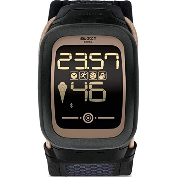 Swatch Deep Zero S, suvb100b: Amazon.es: Relojes