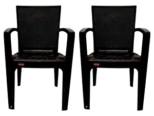 PRIMA - Big Boss Chair (Mix Color) - Set Of 2.