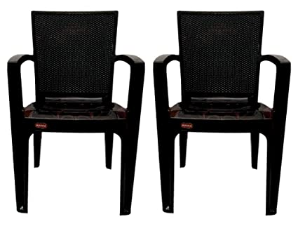 Incroyable PRIMA   Big Boss Chair (Mix Color)   Set Of 2.