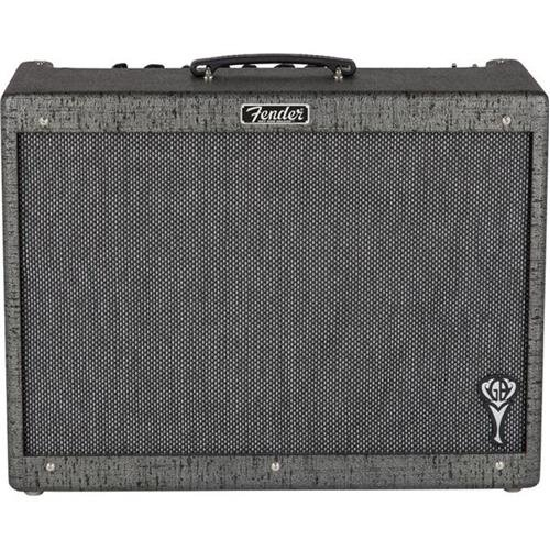 Bass Rod Hot - Fender George Benson Hot Rod Deluxe 40-Watt 1x12-Inch Combo Guitar Amplifier