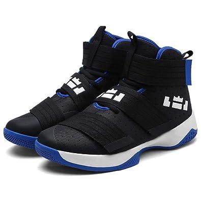 Amazoncom Mrhdar Basketball Shoes For Men High Top Minimalist