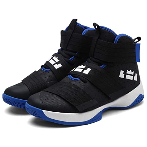 de76f95258988 Mrh.Dar Basketball Shoes for Men High Top Minimalist Shoes Performance  Sports Running Sneakers Ultra Boost Shoes