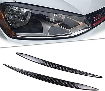 Amazon.com: Para VW Golf 7 GTI GTD 7 MK7 Fibra de Carbono ...