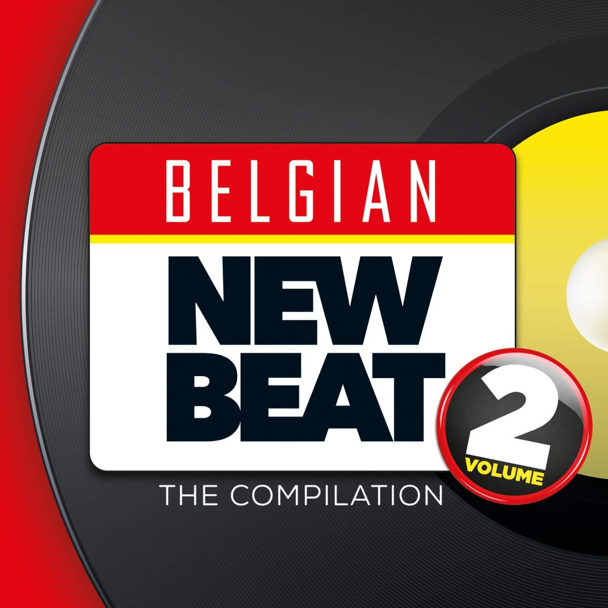 CD : VARIOUS ARTISTS - Belgian New Beat Volume 2 (4 Pack)