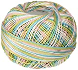 Handy Hands HH10109 Lizbeth Premium Cotton Thread, Wild Flower