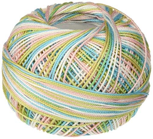 Handy Hands HH10109 Lizbeth Premium Cotton Thread, Wild Flower by Handy Hands